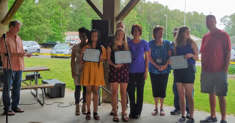 Scholarship Recipients.